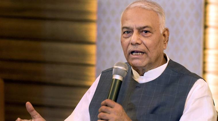 Yashwant Sinha quits BJP, says he's taking 'sanyas' from politics