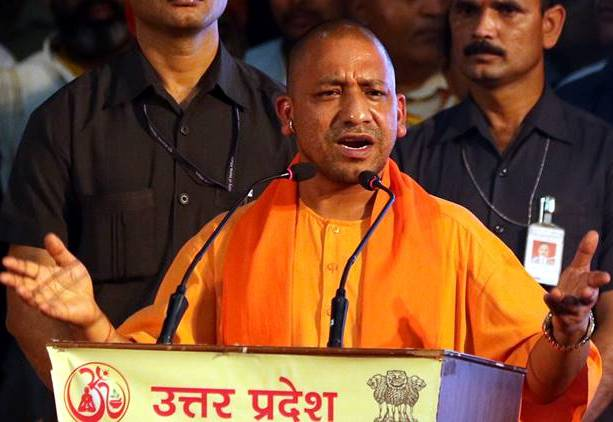 Those silent on triple talaq are as guilty as those practising it: Yogi Adityanath