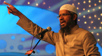 'Always cross-check information with others': Zakir Naik slams Indian media for spreading 'fake' news