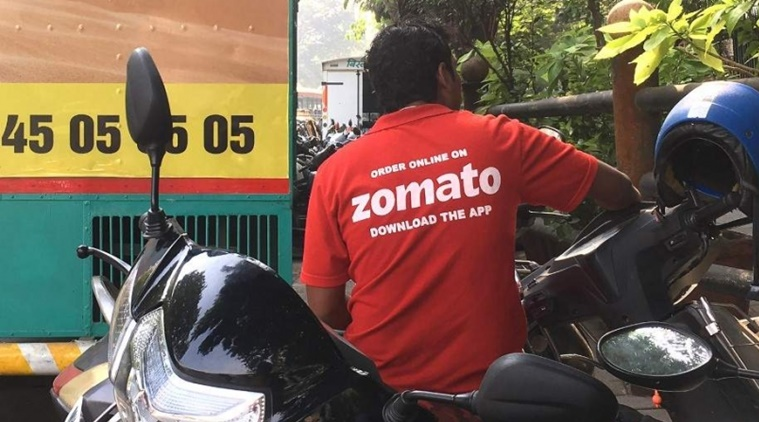 Zomato employees burn company T-shirts