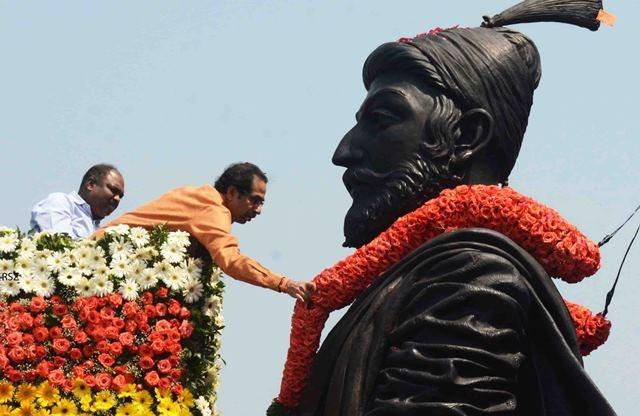 Kemmannu com | Shiv Sena celebrated Chhatrapati Shivaji