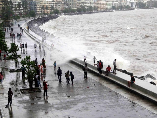 Image result for mumbai under heavy rain