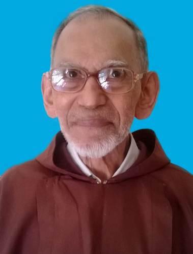 Kemmannu com | Fr  Archie Lewis OFM Cap (87), Mangalore