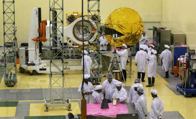 Kemmannu.com | ISRO announces India's Mars Orbiter ...