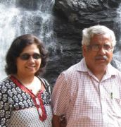 David and Mradula Lewis,Bangalore