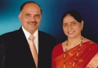 David and Leena Fernandes,Bangalore
