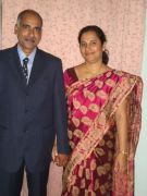 HAPPY WEDDING ANNIVERSARY DEAR DAD   MOM....