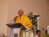 Rev Fr. Xavier Pinto, Director of St. Anthony Shrine