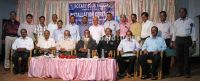 president and members of shirva rotary