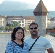 Happy Anniversary Sydney and Veena